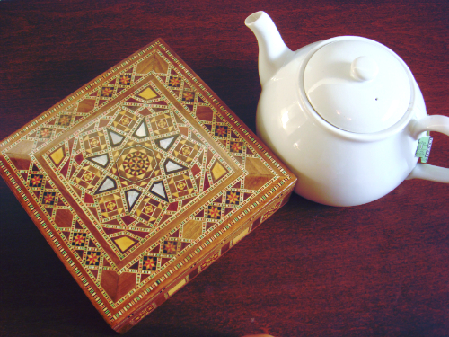 Teaholder