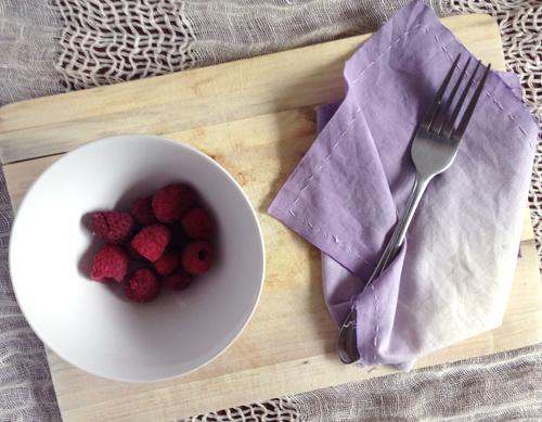 Natural Dye Table Napkins