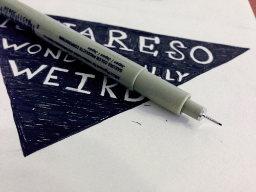 Micron pens: best illustration and sketch pens
